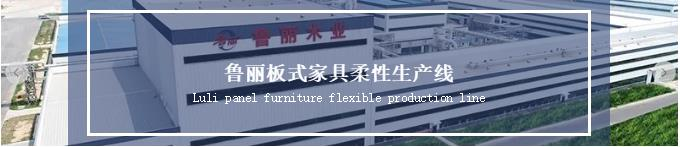 项目巡礼 | 鲁丽板式家具柔性生产线